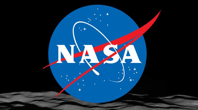 NASA Online logo